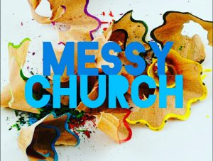 Messy church title